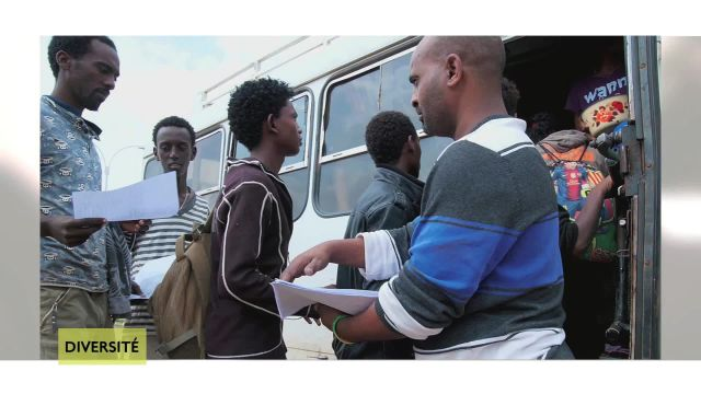 La communauté érythréenne, un parcours migratoire éprouvant