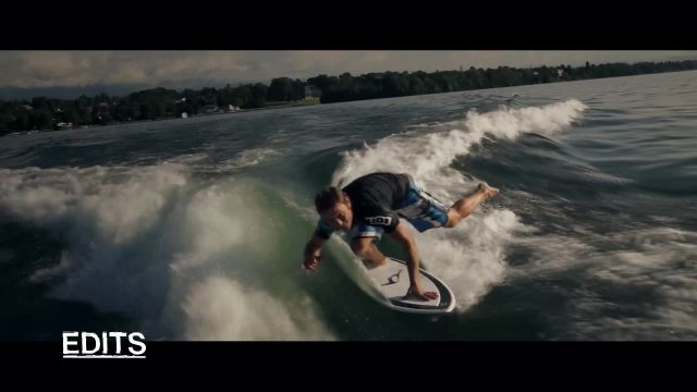 WAKE SURF SESSION