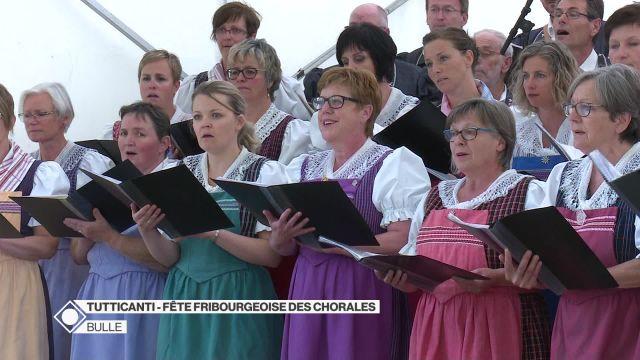 Bienvenue à la Fête Fribourgeoise des Chorales
