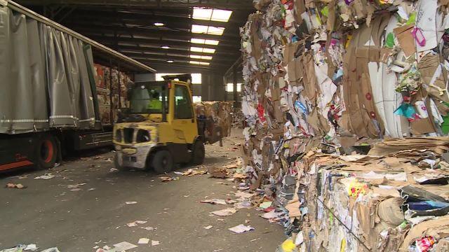 Recyclage et efficience énergetique