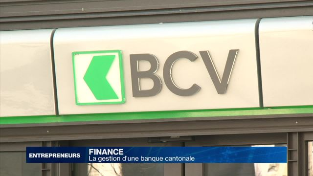 La gestion d'une banque cantonale