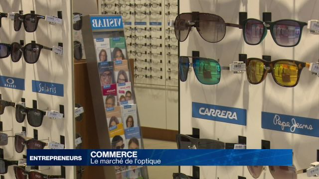 Les opticiens face à la concurrence numérique
