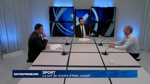 La soif de victoire d'Alain Joseph