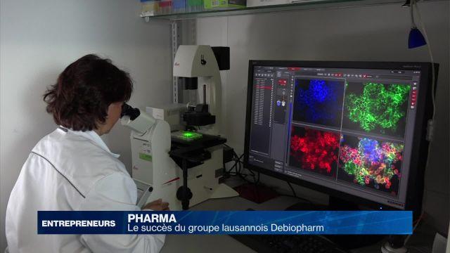 Le succès du groupe lausannois Debiopharm