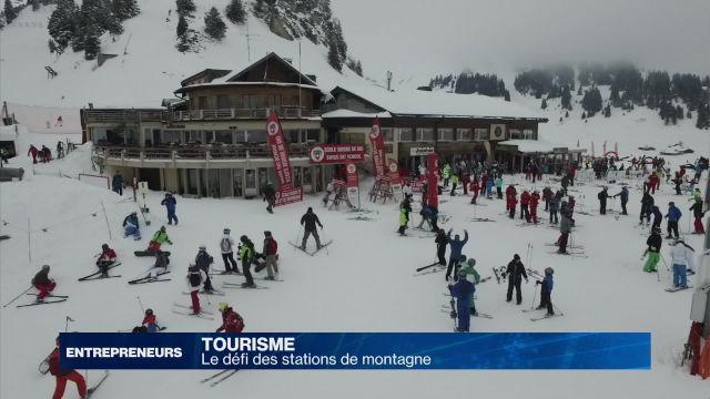 Le tourisme en montagne