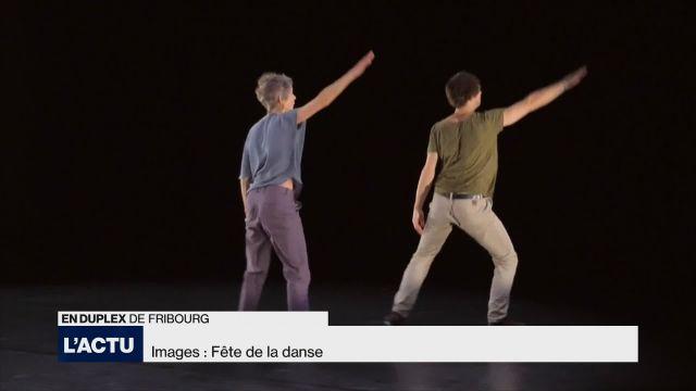 La fête de la danse démarre à Fribourg