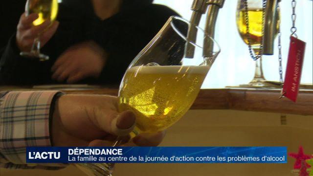 Alcoolisme: les proches au coeur de la prévention