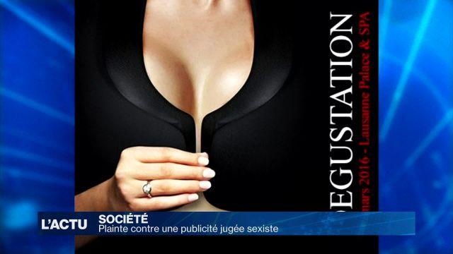 Le sexisme dans la publicité
