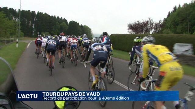 Une 48ème édition record du Tour du Pays de Vaud