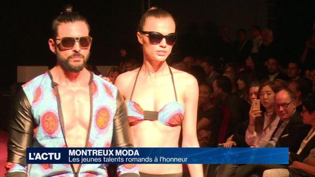 Montreux Moda soutient la relève romande de la mode
