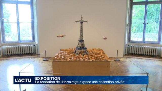 Basquiat, Dubuffet, Soulages... une collection privée