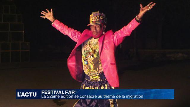 La 32ème édition du festival Far° se consacre à la migration