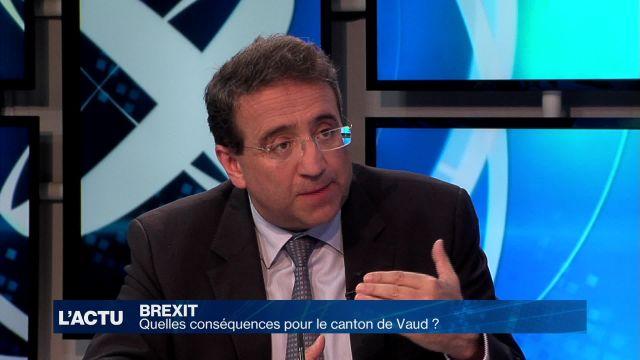 Brexit: quelles conséquences pour le canton de Vaud ?