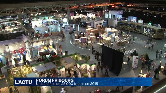 Forum Fribourg affiche un bénéfice de 25 000 francs