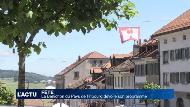 La Bénichon du Pays de Fribourg a dévoilé son programme