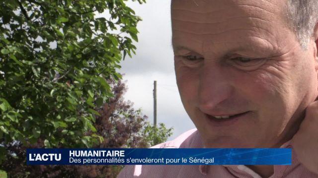 Pierre-André Page ira au Sénégal avec l'ONG Nouvelle Planète