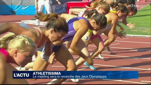 Athletissima a encore tout l'été pour préparer son programme