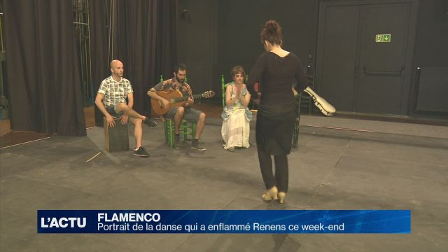 Olé! La Feria Flamenca a endiablé Renens ce week-end