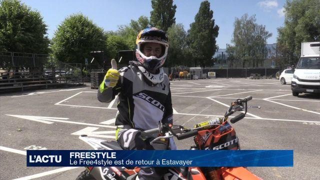 Le Free4style est de retour à Estavayer