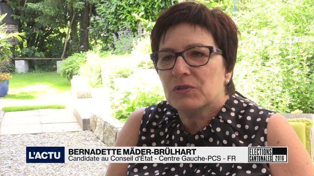 Elections cantonales : une liste de gauche féminine (FR)