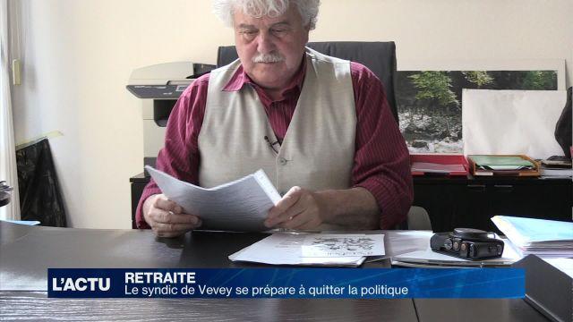 Après 10 ans de syndicature Laurent Ballif prend sa retraite