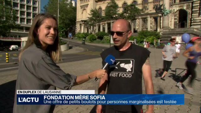 Plus de jobs pour personnes marginalisées à Lausanne