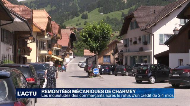 Certains commerçants de Val-de-Charmey sont inquiets