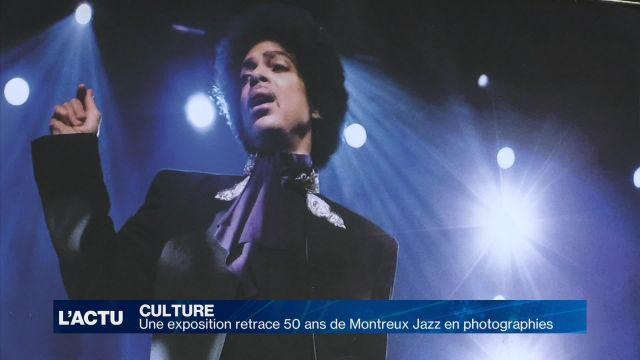Des photos pour retracer 50 ans de Montreux Jazz Festival