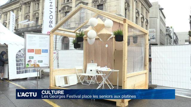 Les Georges Festival place les seniors aux platines