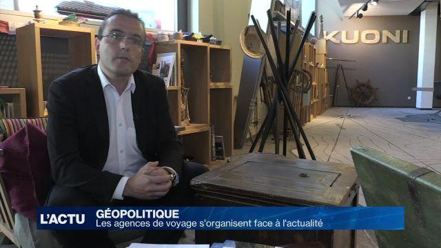 Attentat de Nice: les agences de voyage s'organisent