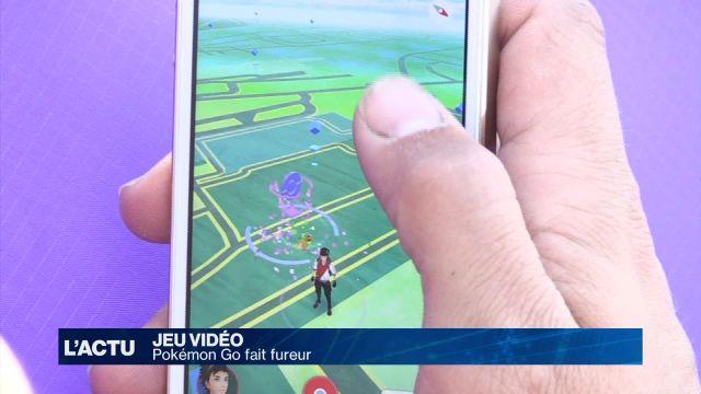Pokemon Go, un jeu qui rassemble ses passionnés