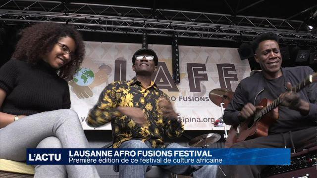 La première édition du Lausanne Afro Fusions Festival