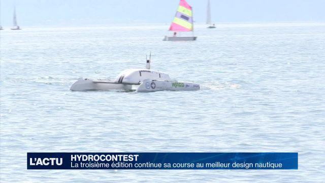 Le HydroContest n'arrête pas l'innovation