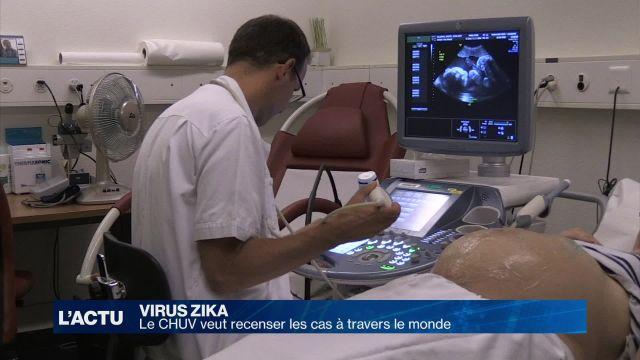 Le CHUV lance un registre pour recenser les cas de Zika