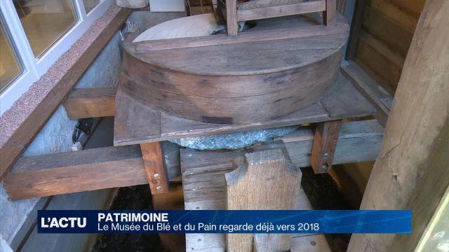 Plongée au coeur du Musée du Blé et du Pain