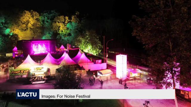 La dernière édition du For Noise Festival