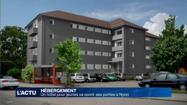 Un hôtel pour jeunes verra le jour à Nyon