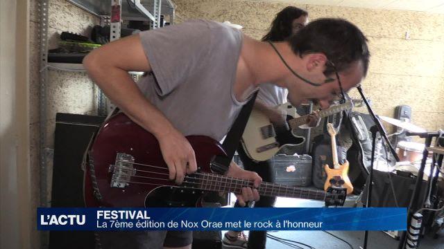 Zahnfleisch ouvre la 7ème édition de Nox orae tout en rock