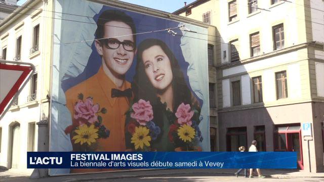La biennale d'arts visuels débute ce samedi à Vevey