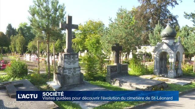 Visite guidée pour redécouvrir le cimetière de Fribourg