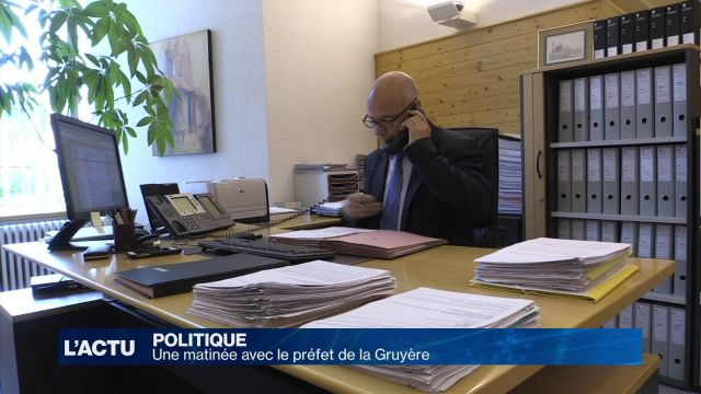 Elections cantonales: à quoi sert un préfet?