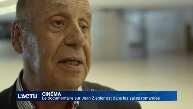 Un documentaire sur Jean Ziegler