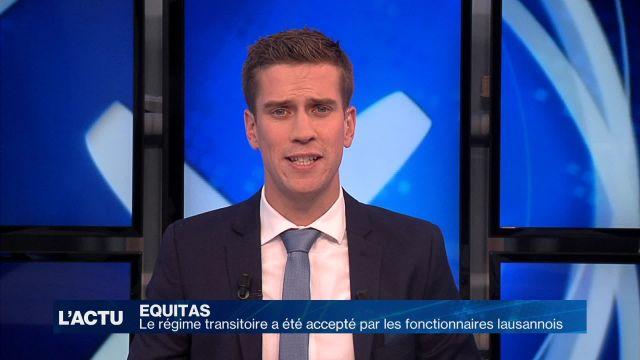 La réforme salariale Equitas avance à Lausanne