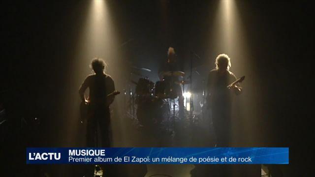 Premier album de El Zapoï