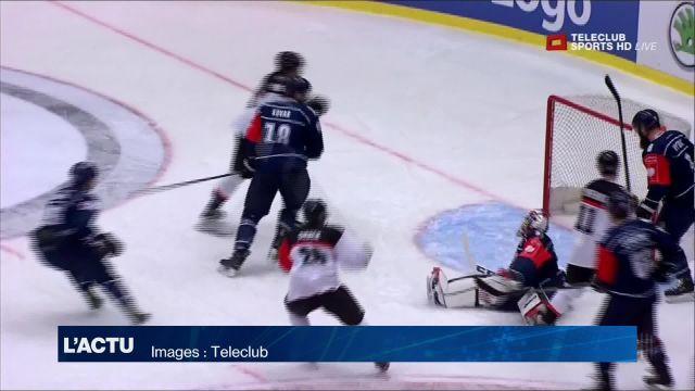 Fribourg-Gottéron gagne 5-2 en République Tchèque