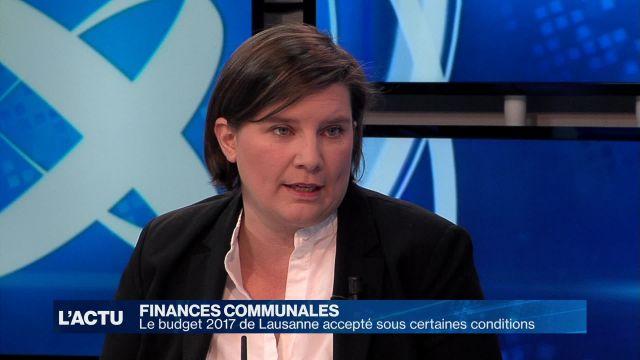 Le budget de la Ville de Lausanne accepté malgré un déficit