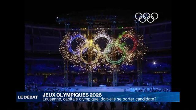 Lausanne doit-elle accueillir les Jeux Olympiques 2026?