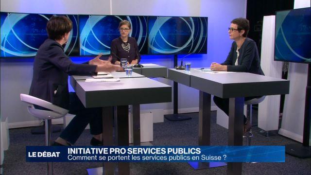 L'initiative Pro Services Publics, seule contre tous