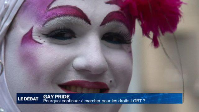 Gay Pride : Pourquoi encore marcher pour les droits LGBT ?