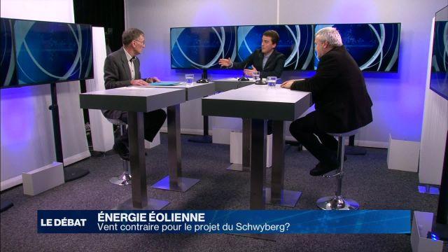 Quel avenir pour l'éolien à Fribourg ?